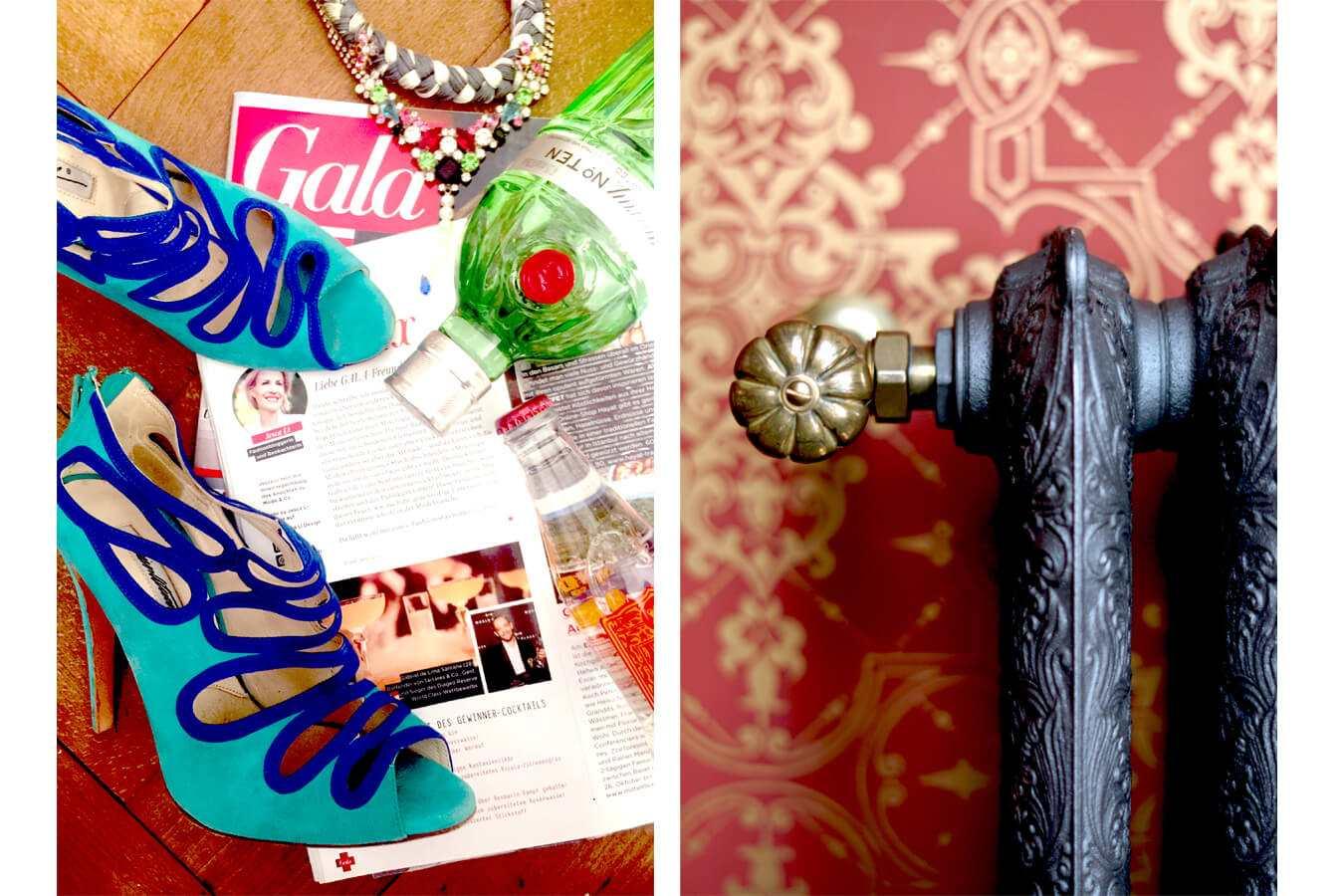 Fashion vs. Bartending