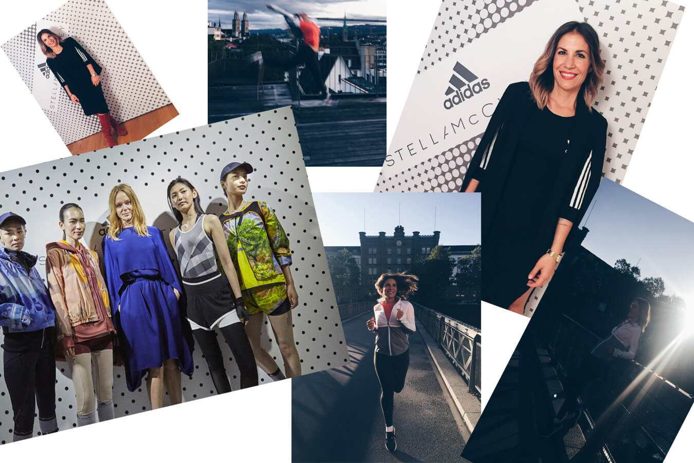 Adidas Stella McCartney Fall Winter 17 collection
