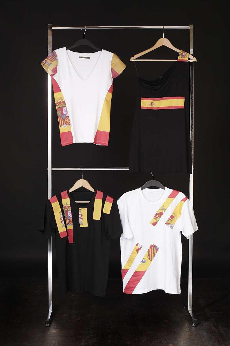 Fan shirts