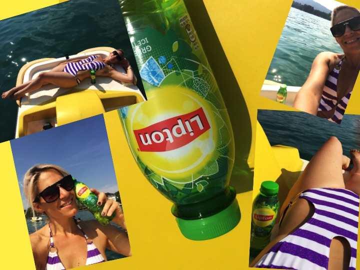 BeMoreTea or how Lipton extends our holidays!