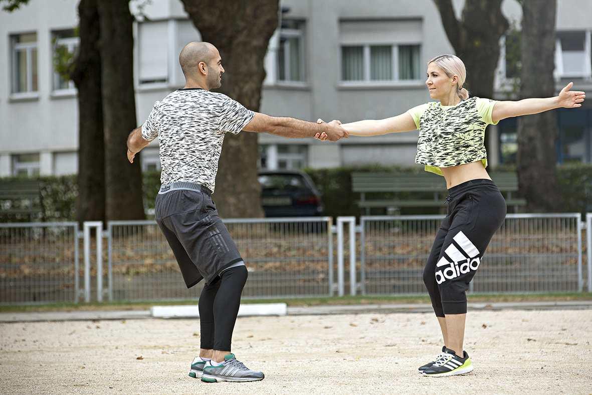 Partner exercise 1