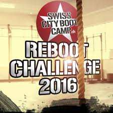 Reboot Challenge by Swiss City Boot Camp