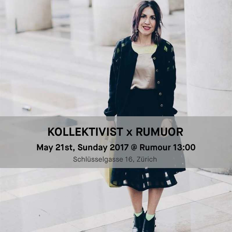 Spread the Rumor and win a professional photoshooting!
