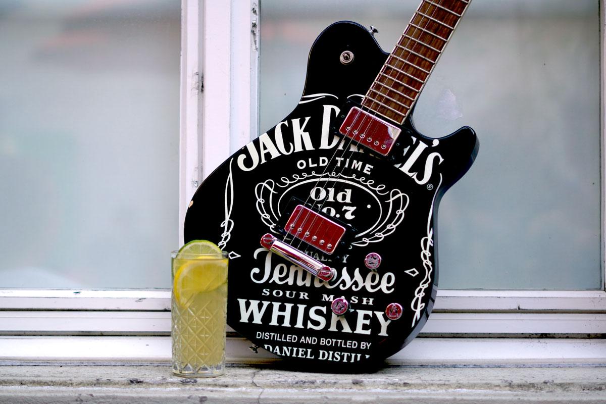 Wochenende, Zeit für ein Gläschen Whiskey