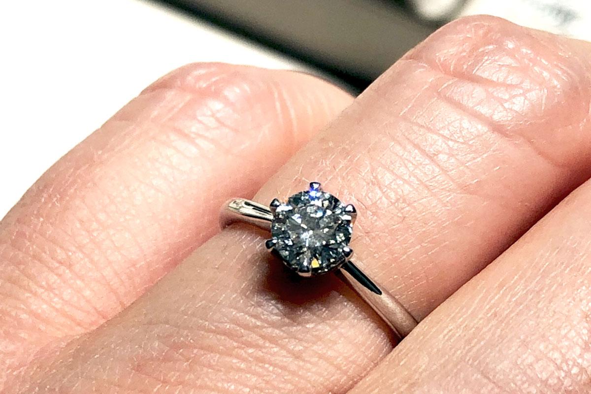 I said yes…
