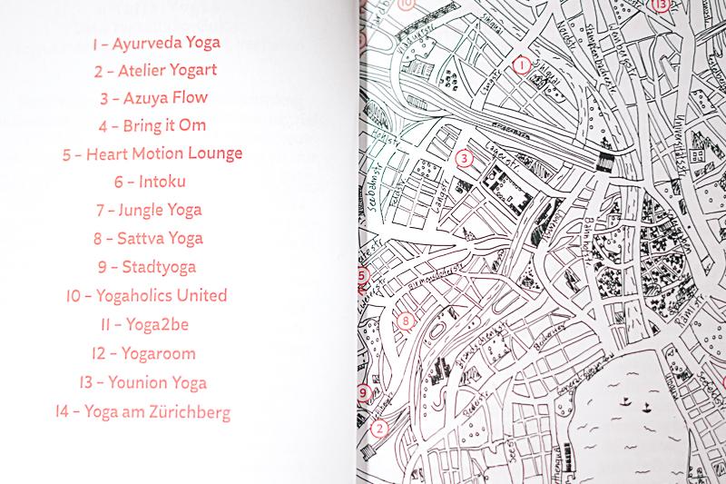 Die Yogastudios im Hallo Yoga 2020