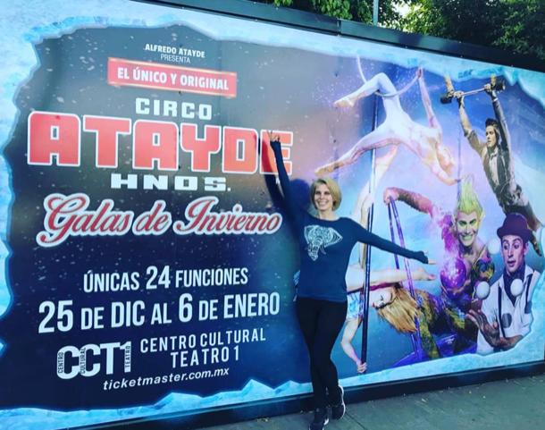 Artista Circo Atayoc