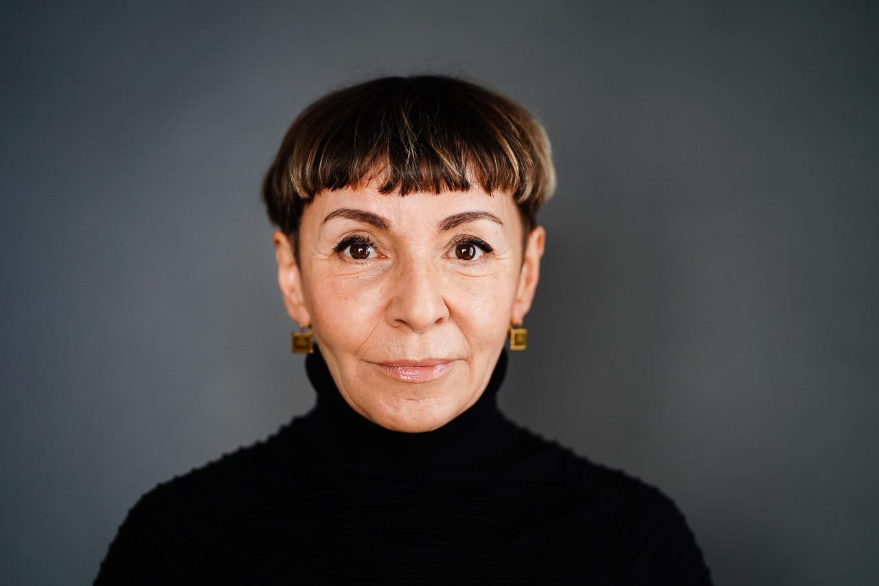 Gesichtsyogatrainerin Marietta Heldenstab