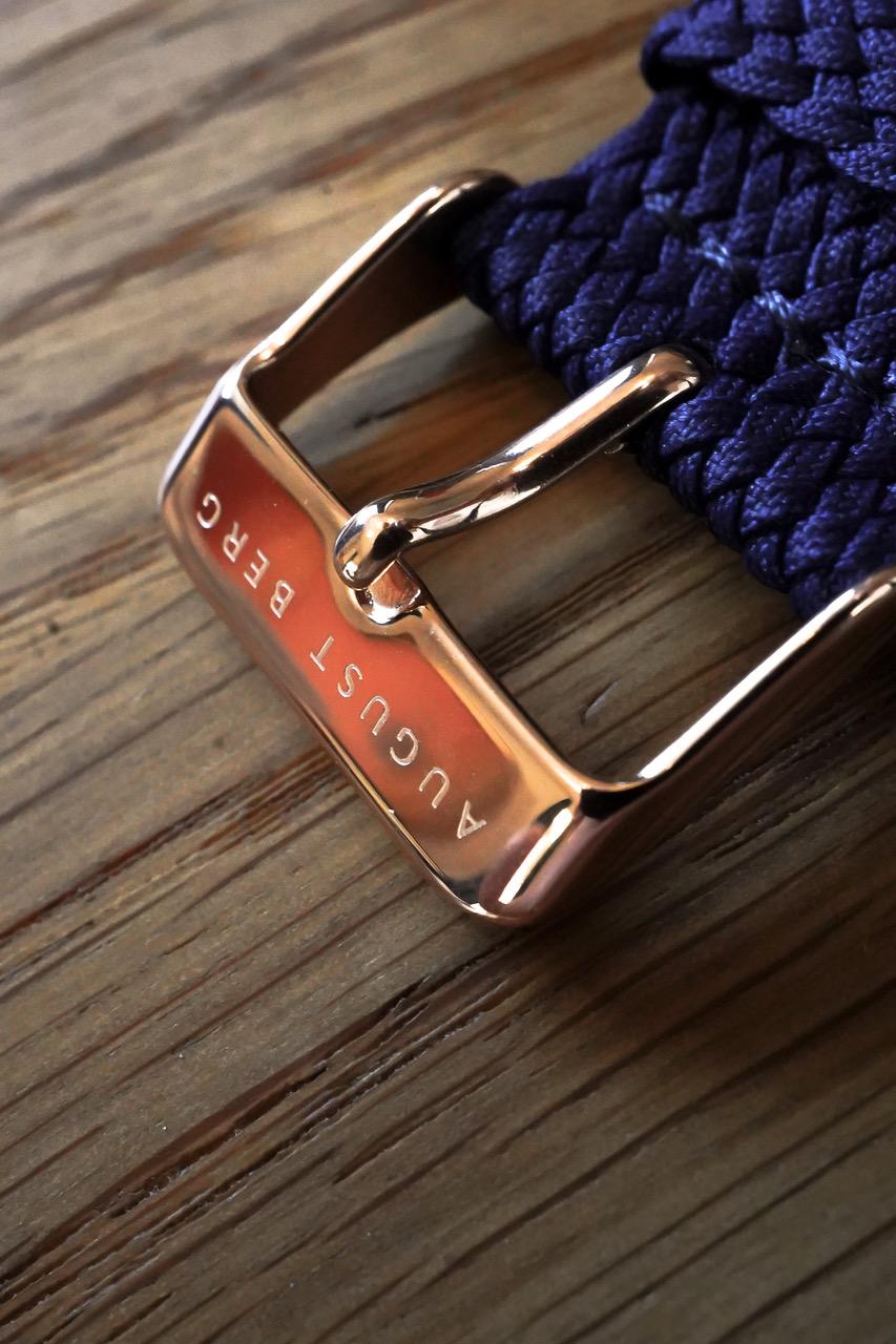 Personalisierte Armbanduhr von August Berg