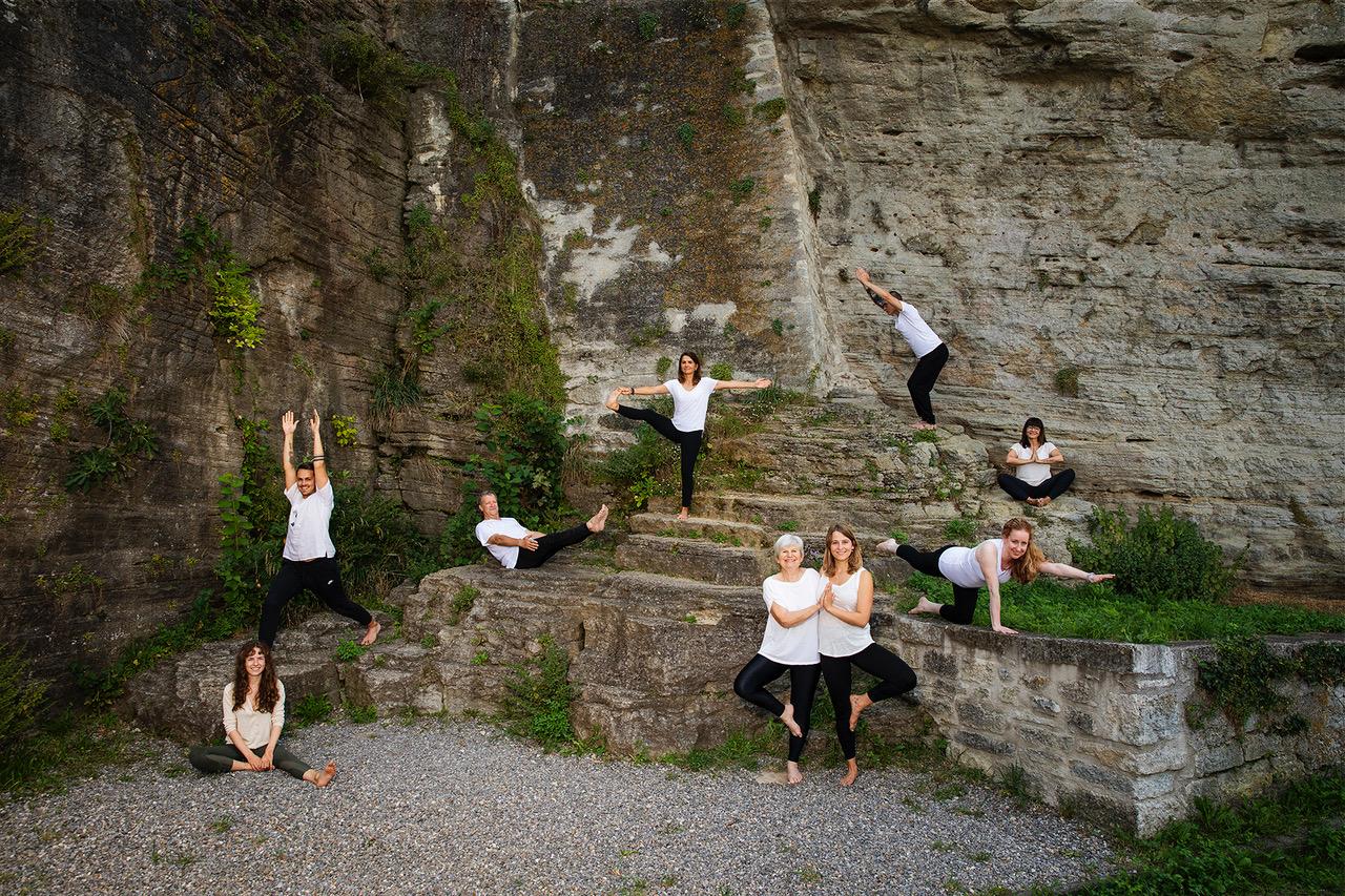 Fotoarbeit von Filipa Peixeiro: Yoga