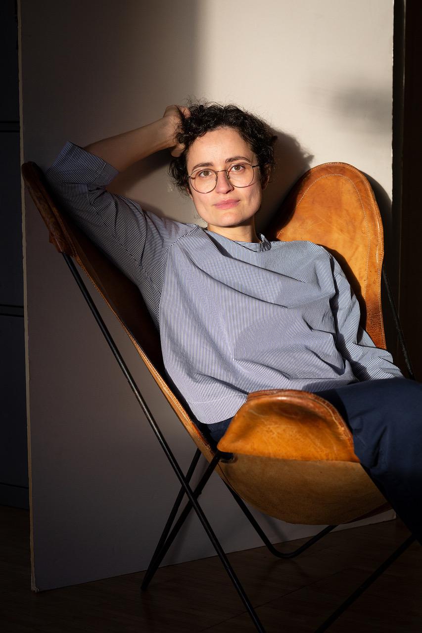 Portrait Filipa Peixeiro