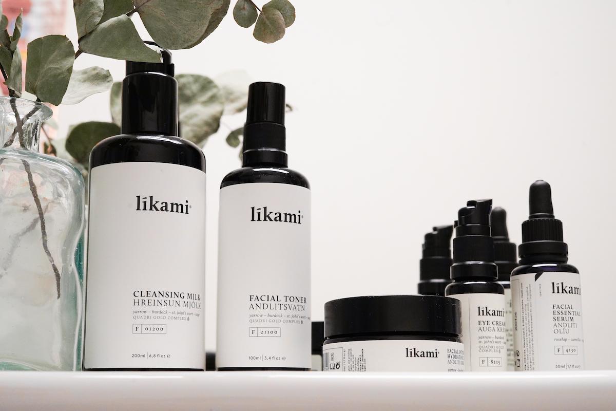 Gesichtspflegeprodukte von Likami